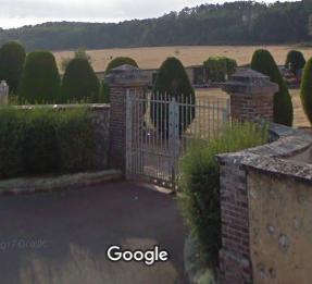 Cimetière de Dampierre-sur-Avre