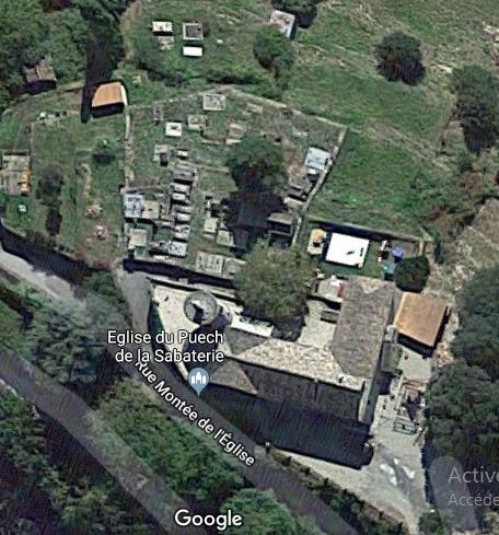 cimetières de Collet-de-Dèze