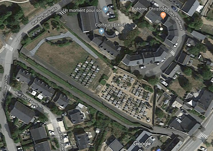 cimetière de Saint-Léger-des-Bois