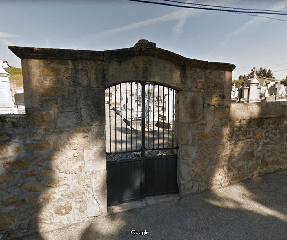 cimetière de Saint-Julien-Molin-Molette