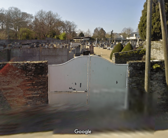 cimetière de Juigné-sur-Loire