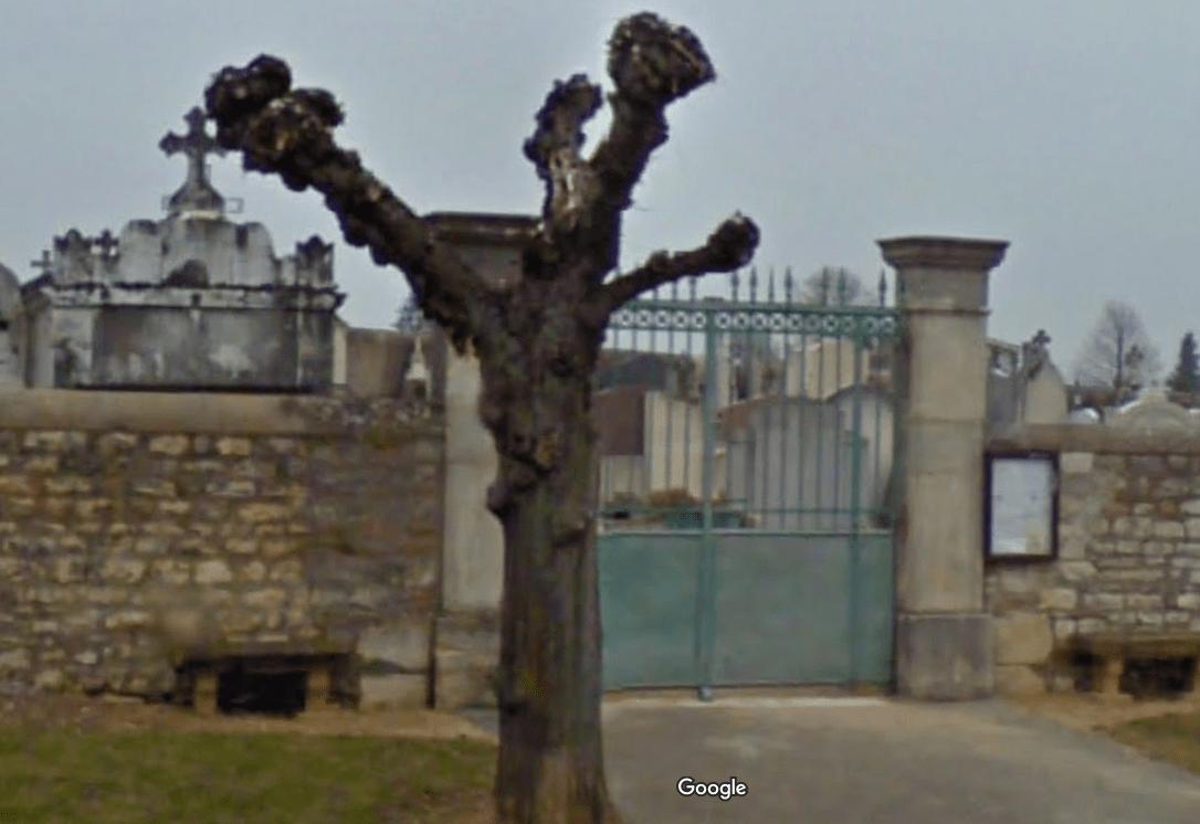 cimetière de Morancé