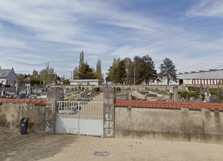 cimetière de Chevilly