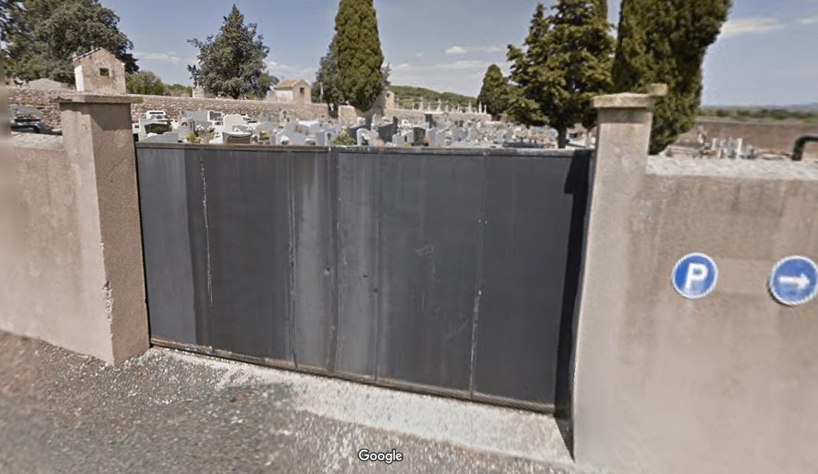cimetière de Aspiran