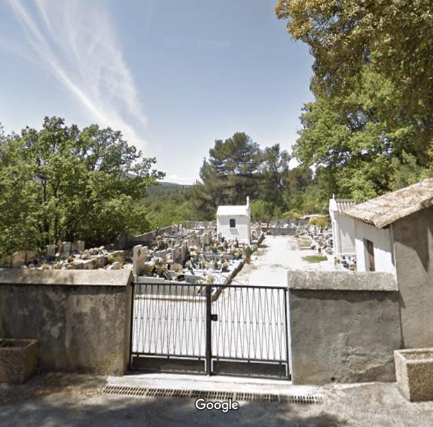 cimetière de Belcodène