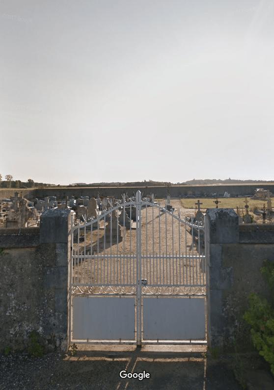 cimetières de Vatan