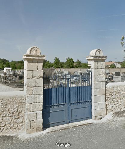 cimetière de Martillac