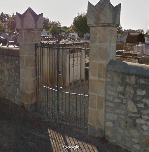 cimetière de Yvrac