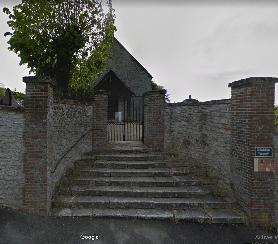cimetière de Neaufles-Saint-Martin