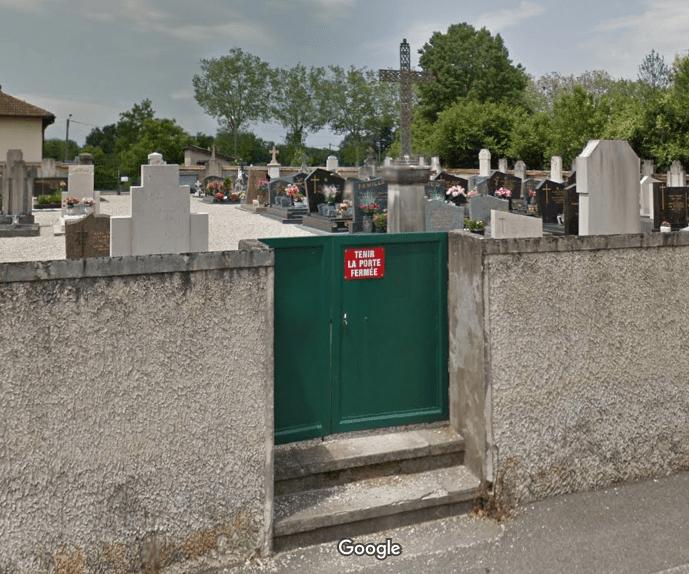 cimetière de Servas