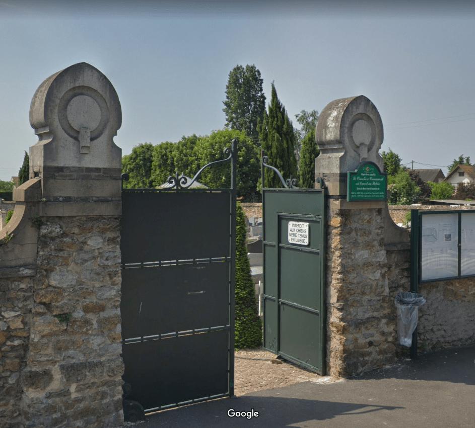 cimetière de Crosne