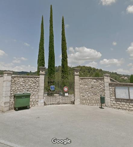 cimetière de Gréoux-les-Bains