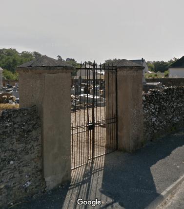 cimetières de Savennières