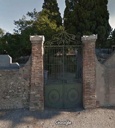 cimetière de Saint-Féliu-d'Avall