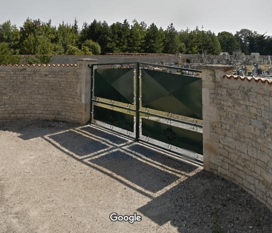 cimetière de Brioux-sur-Boutonne