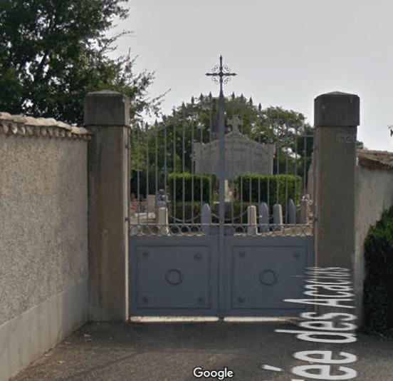 cimetière de Neyron