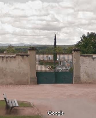 cimetière de Pouilly-sous-Charlieu
