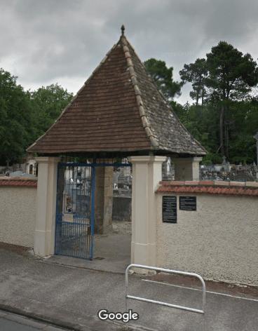 cimetière de Le Barp