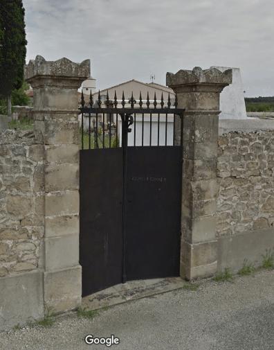 cimetière de Méjannes-lès-Alès