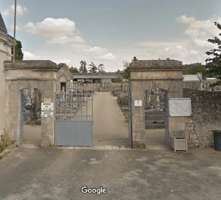 cimetière de Le-Blanc