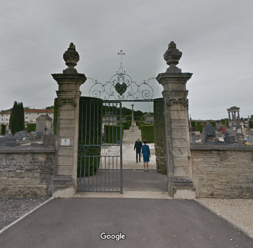 cimetière de Montier-en-Der