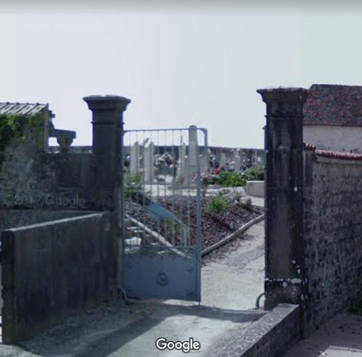cimetière de Ambronay