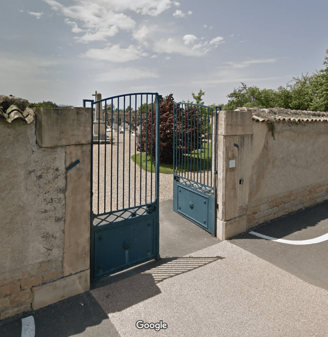 cimetière de Montceaux
