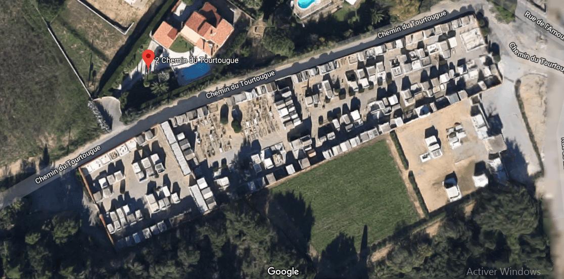 cimetière de Banyuls-dels-Aspres