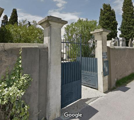 cimetière de Montblanc