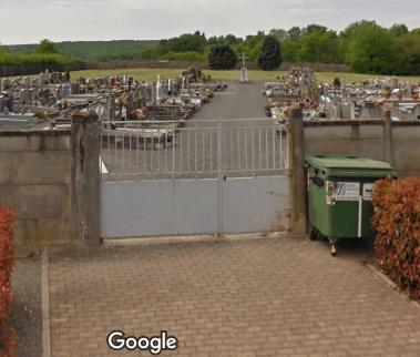 cimetière de Vendat
