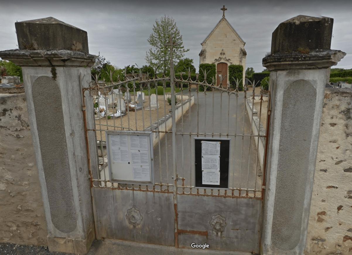 cimetière de Champigné