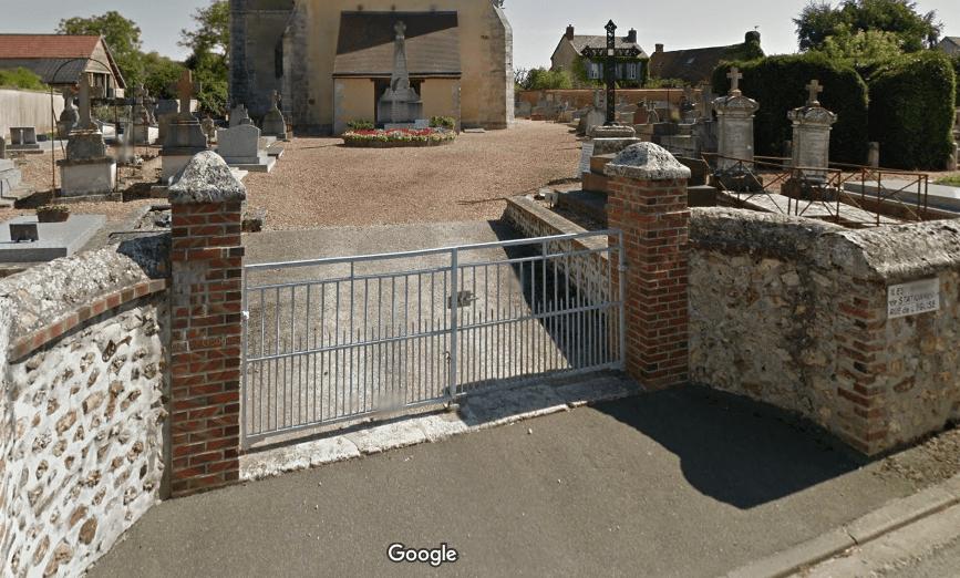 cimetière de Gasville-Oisème