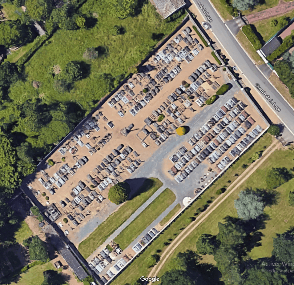 cimetière de Cantenay-Épinard