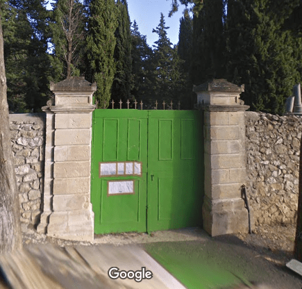 cimetière de Montarnaud
