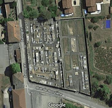cimetière de Denicé