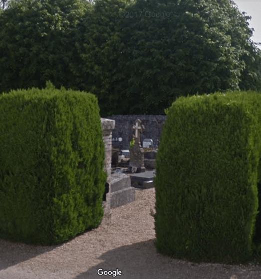 cimetière de la Chapelle-du-Noyer
