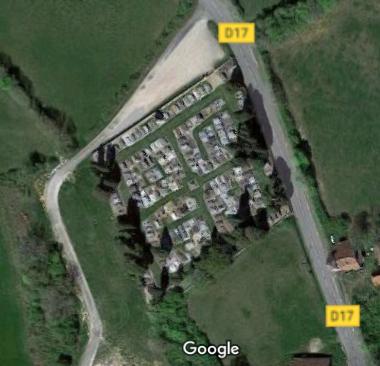 cimetière de Labastide-Murat