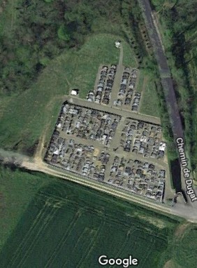 cimetière de Saint-Cricq-Chalosse