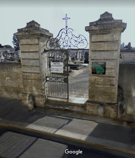 cimetièrede Libourne