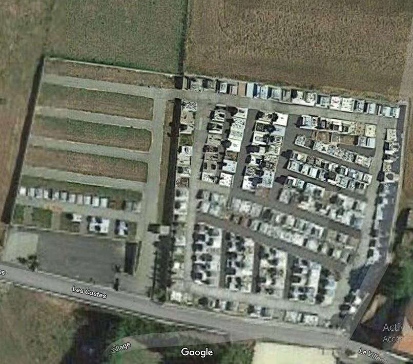 cimetière de Coucouron