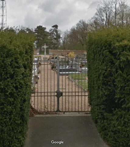 cimetière de Villiers-le-Morhier
