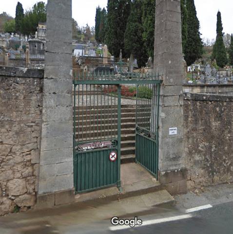 cimetièrede Saint-Affrique