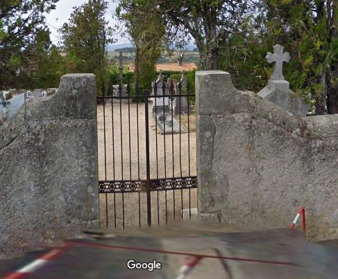 cimetière de Saint-Romain-de-Lerps