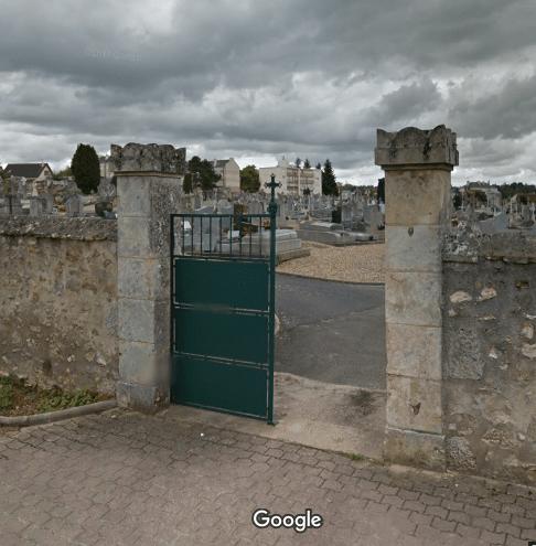 cimetièrede Nogent-le-Rotrou