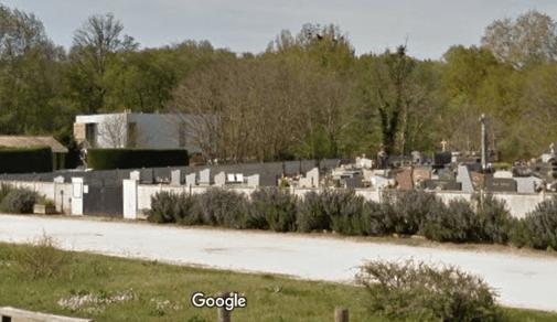 cimetière de Ayguemorte-les-Graves