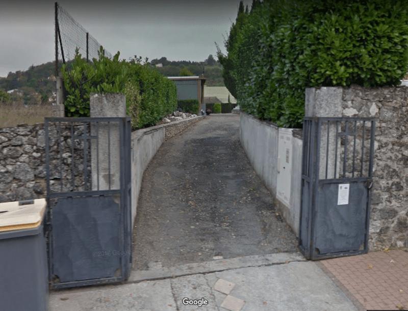 cimetière de Lafox