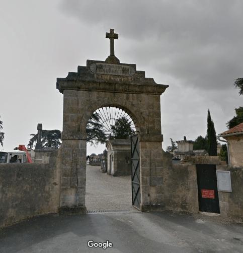 cimetière de Condom