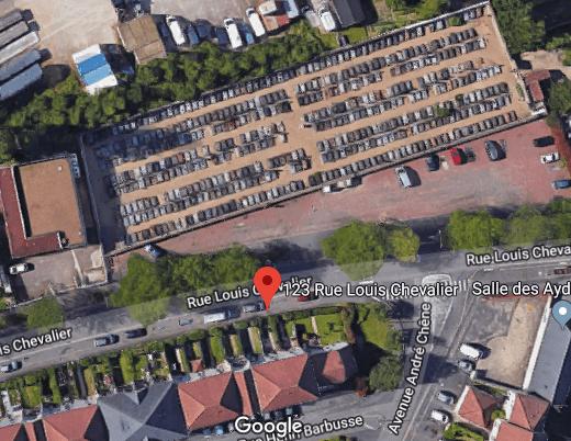 Cimetière communal 123 Rue Louis Chevalier