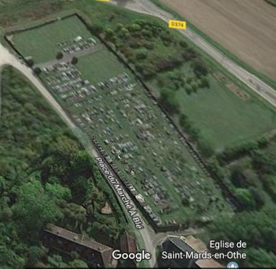 cimetière de Saint-Mards-en-Othe