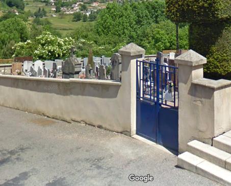 cimetière de Sevelinges
